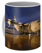 A Royal Air Force C130j Hercules  Coffee Mug