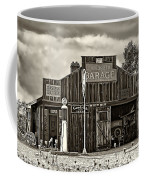 A Simpler Time Sepia Coffee Mug