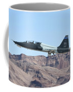 A U.s. Air Force T-38c Taking Coffee Mug
