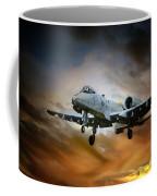 A10 Thunderbolt II Coffee Mug