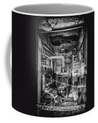 Abandoned Sanatorium Coffee Mug