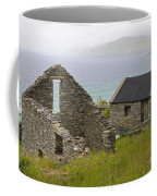 Abandoned Stone House, Slea Head Coffee Mug