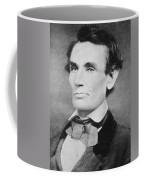 Abraham Lincoln Coffee Mug by Unknown