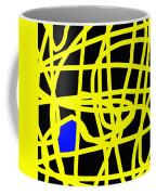 Abstract 231 Coffee Mug