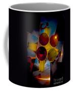 Abstract 3d Shapes  Coffee Mug