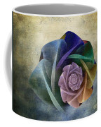 Abstract Rose Coffee Mug