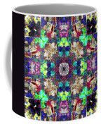 Abstract Symmetry Of Colors Coffee Mug