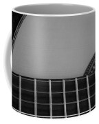 Acoustic Guitar Frontal Coffee Mug