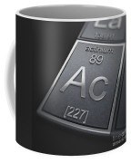 Actinium Chemical Element Coffee Mug