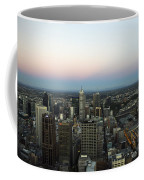 Aerial View Of Melbourne Coffee Mug