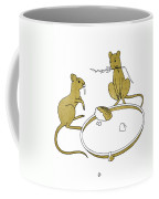 Aesop: Town And Country Coffee Mug