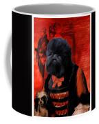 Affenpinscher Art By Nobility Dogs Coffee Mug
