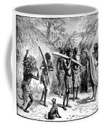 Africa Ivory Trade Coffee Mug