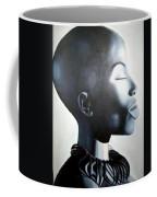 African Elegance - Original Artwork Coffee Mug