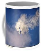Air Show Selfridge Havilland Super Chipmunk Coffee Mug