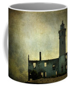 Alcatraz Island Lighthouse Coffee Mug