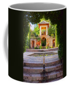 Alhambra In Granada Coffee Mug