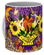 All Gods Creatures Coffee Mug by Adele Moscaritolo