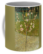 Almond Tree In Blossom Coffee Mug