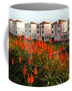 Aloe Flowers Coffee Mug