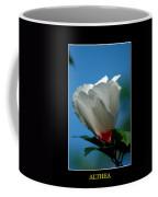Althea Flower Coffee Mug