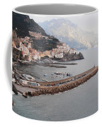 Amalfi Italy Coffee Mug