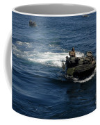 Amphibious Assault Vehicles Transit Coffee Mug