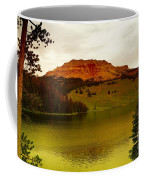 An Alpine Lake Coffee Mug