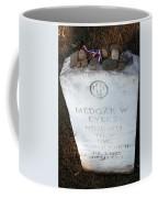 Medgar Evers -- An Assassinated Veteran Coffee Mug