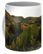 An Avalanche Of Color Coffee Mug