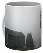 An Early Morning Mist In New Salem Coffee Mug