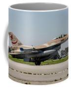 An Israeli Air Force F-16c Coffee Mug