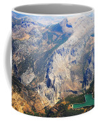 Andalusian Heights. Spain Coffee Mug