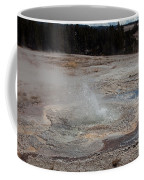 Anemone Geyser In Upper Geyser Basin Coffee Mug