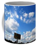 Angels About Coffee Mug