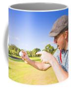 Angry Golf Coffee Mug