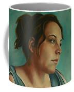 Anja Daydreaming Coffee Mug