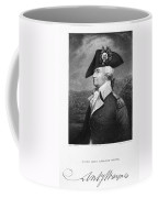 Anthony Wayne (1745-1796) Coffee Mug