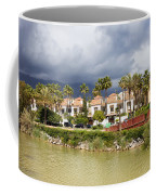 Apartment Houses In Marbella Coffee Mug
