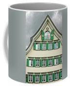 Appenzell Switzerland's Famous Windows Coffee Mug