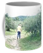 apple orchard WIDE Coffee Mug