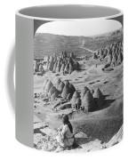 Arab Bee Hive Village Coffee Mug