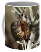 Arachnophobia Coffee Mug