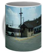 Archer/neva Cta Bus Terminal Coffee Mug