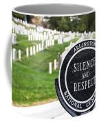 Arlington National Cemetery Part 1 Coffee Mug