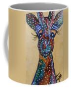 Girafe Art Coffee Mug