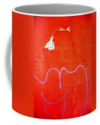 Art Homage Joan Miro Picacho Arizona 2005 Coffee Mug