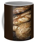 Artisan Bread Coffee Mug by Elena Elisseeva