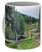 Aspen Trees In Vail - Colorado Coffee Mug