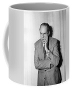 Astronomer Edwin Hubble Coffee Mug